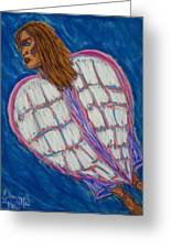 Angel II Greeting Card