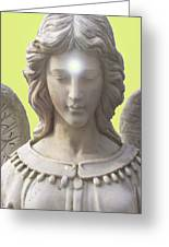 Angel Of Devotion No. 12 Greeting Card by Ramon Labusch