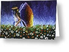 Angel Of Harmoy Greeting Card