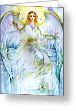 Angel Of Love Greeting Card