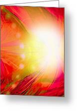 Angel Of Transformation Greeting Card