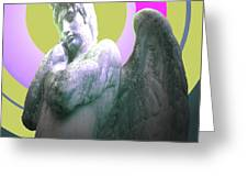 Angel Of Youth No. 03 Greeting Card