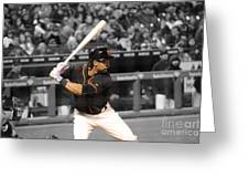Angel Pagan Greeting Card