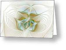 Angelic Forces Greeting Card