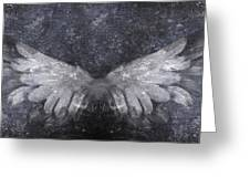 Angelic Visitation Greeting Card