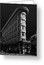 Angelo Calori Building Greeting Card