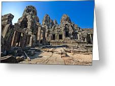 Angkor Thom Landscape Greeting Card