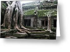 Angkor Wat Greeting Card