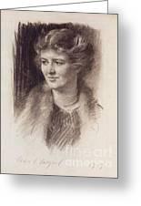 Anna R. Mills Greeting Card
