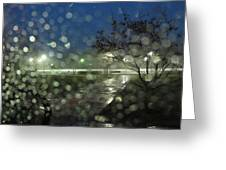 Annapolis After The Rain Greeting Card