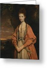 Anne Seymour Damer  Greeting Card