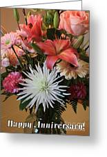 Anniversary Card Greeting Card