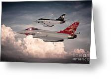 Anniversary Typhoons Greeting Card
