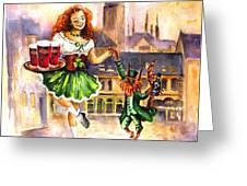 Anny Kilkenny Greeting Card