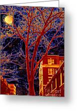 Another Brooklyn Night Greeting Card