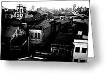Another City. Greeting Card