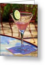 Another Cosmo Please Greeting Card