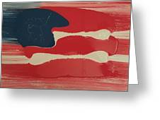 Another Flag Greeting Card