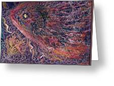 Another Look At Fish Of Many Colors  Greeting Card