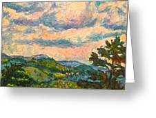 Another Rocky Knob Greeting Card
