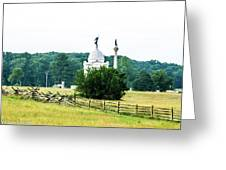 Another View Of The Pa Monument Greeting Card