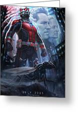 Ant Man 2015 Greeting Card