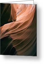 Antelope Canyon 266 Greeting Card