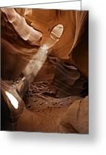 Antelope Canyon Six Natural Greeting Card