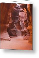 Antelope Canyon Utah Greeting Card