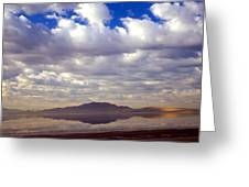 Antelope Island 1 Greeting Card