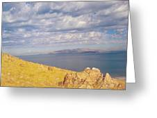 Antelope Island 3 Greeting Card