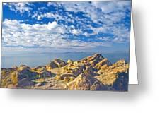 Antelope Island 4 Greeting Card
