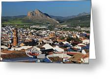 Antequera Malaga Andalusia Spain Greeting Card