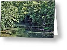 Antietam Creek Greeting Card