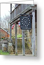 Antietam Ironworks Greeting Card