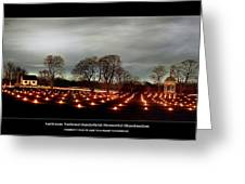 Antietam Panorama Greeting Card by Judi Quelland