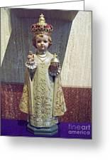 Precious Little King Greeting Card