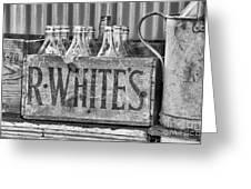 Antique Lemonade Greeting Card