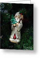 Antique Ornament 11 Greeting Card