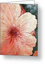 Antiquity Blossom Greeting Card