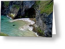 Antrim Coast Greeting Card