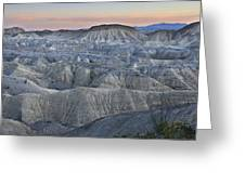 Anza Borrego Greeting Card