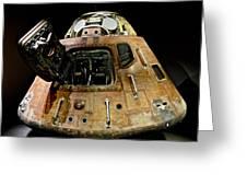 Apollo 11 Lunar Lander Greeting Card