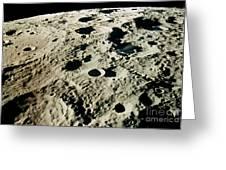 Apollo 15: Moon, 1971 Greeting Card
