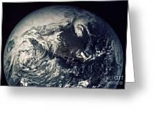 Apollo 16: Earth Greeting Card