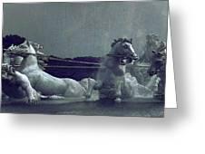 Apollo Fountain Greeting Card