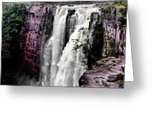Aponwao Fall Greeting Card