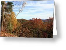 Appalachian Fall Greeting Card