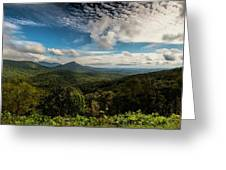Appalachian Foothills Greeting Card