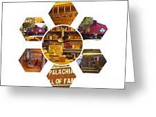 Appalachian Petal Power Greeting Card